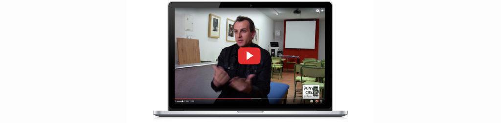 Punto Ciego, emite en su canal You Tube las entrevistas a Alberto Galán y Tiago da Cruz