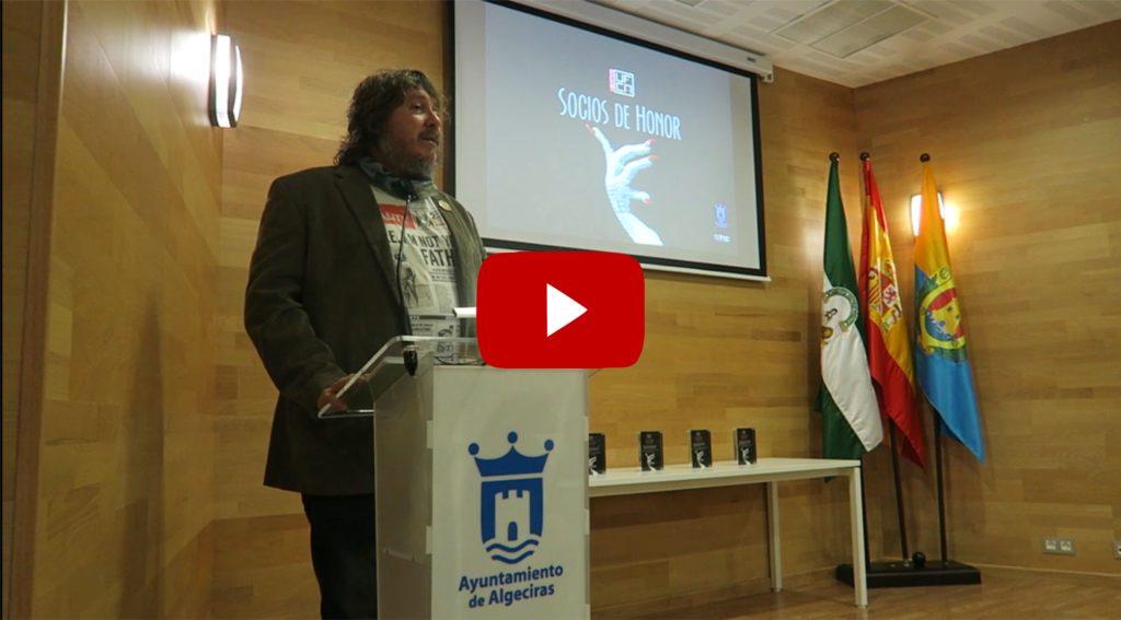 SOCIOS DE HONOR DE UFCA. Un encuentro de celebradores.