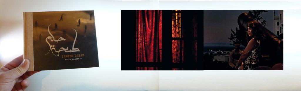 TANGER DREAM. Un libro y una exposición de Txelu Angoitia que tienes que conocer