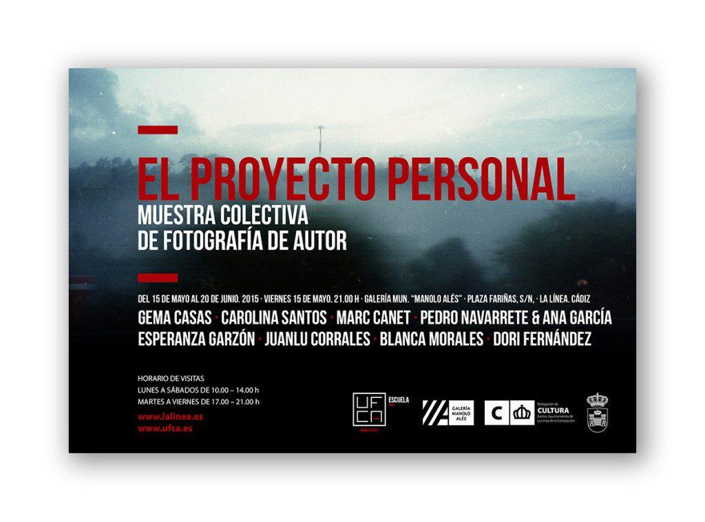 Invitanet El Proyecto Personal-UFCA MAYO BLOG SOMBRA
