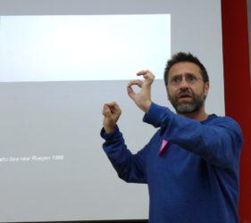 Miguel Romero y su Historia de la mirada, una experiencia imprescindible