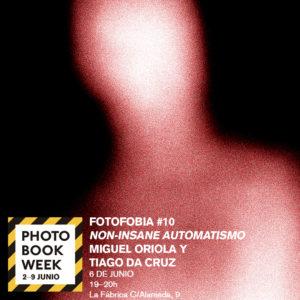 FOTOFOBIA #10 en el PHOTOBOOK WEEK 2017