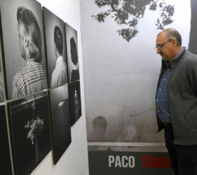La exposición de Paco Tamayo, un tributo a su obra.